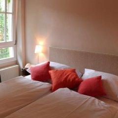 Отель Villa Am Schlosspark 3* Стандартный номер фото 4