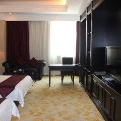 Libo Business Hotel 4* Номер Делюкс с различными типами кроватей фото 6