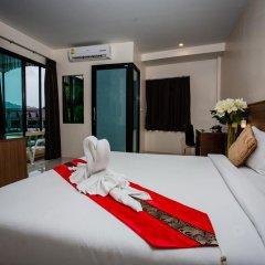 The Wave Patong Boutique Hotel 3* Номер Делюкс с разными типами кроватей фото 2