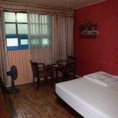 Отель Royal Park Motel Стандартный номер с различными типами кроватей фото 8