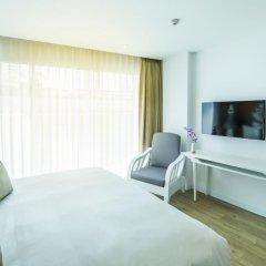 Anajak Bangkok Hotel 4* Номер Делюкс с различными типами кроватей фото 5