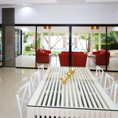 Отель Villa Tortuga Pattaya 4* Вилла с различными типами кроватей фото 40