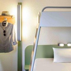 Отель ibis budget Nice Aeroport Promenade des Anglais 2* Стандартный номер с различными типами кроватей фото 7