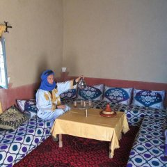 Отель Nomad Bivouac Марокко, Мерзуга - отзывы, цены и фото номеров - забронировать отель Nomad Bivouac онлайн комната для гостей фото 2