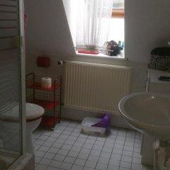 Hotel Zur Schanze 3* Стандартный номер с различными типами кроватей фото 10