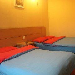Dengba Hostel Chengdu Branch Стандартный семейный номер с двуспальной кроватью фото 3