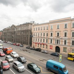 Bed&Bread Hostel Санкт-Петербург парковка