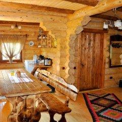 Гостиница Sadyba Verhovynka Коттедж с различными типами кроватей фото 20