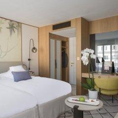 Hotel Storchen 5* Стандартный номер с двуспальной кроватью фото 4
