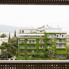 Отель Athinais Hotel Греция, Афины - отзывы, цены и фото номеров - забронировать отель Athinais Hotel онлайн балкон