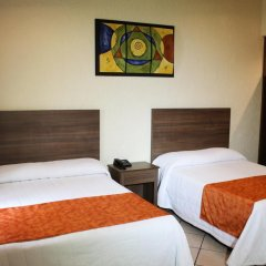 Hotel Posada Virreyes 3* Стандартный номер с различными типами кроватей фото 8