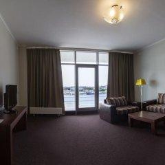 Гостиница Золотой Затон 4* Студия с различными типами кроватей фото 20