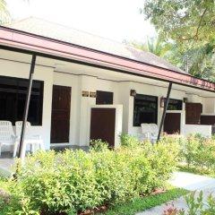 Отель Nai Yang Beach Resort & Spa 4* Номер Делюкс с двуспальной кроватью фото 10