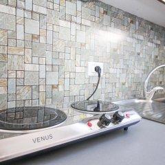 Отель Flats Gezimi Албания, Ксамил - отзывы, цены и фото номеров - забронировать отель Flats Gezimi онлайн ванная