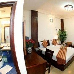 Hanoi Street Hotel 2* Номер Делюкс с различными типами кроватей фото 4