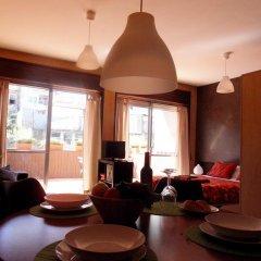 Апартаменты Studio Guimarães гостиничный бар