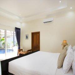 Отель Villa Tortuga Pattaya 4* Вилла Делюкс с различными типами кроватей фото 5