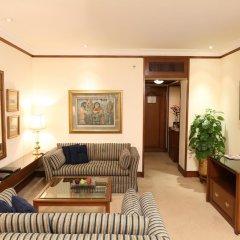 Отель Taj Palace, New Delhi 5* Представительский люкс с различными типами кроватей фото 3