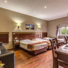 Отель Affittacamere Leoni Di Oro Стандартный номер с различными типами кроватей фото 5