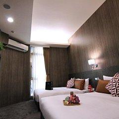 Ximen 101-s HOTEL 3* Стандартный семейный номер с различными типами кроватей фото 5