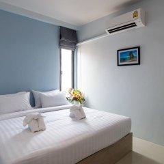 Отель Lada Krabi Express 3* Улучшенный номер с различными типами кроватей фото 10