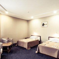 Гостиница Визит Стандартный номер с 2 отдельными кроватями фото 11