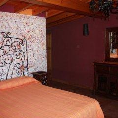 Отель Llosa de Ibio Улучшенный номер с различными типами кроватей фото 3