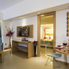 JDW Design Hotel 3* Стандартный номер с различными типами кроватей фото 12