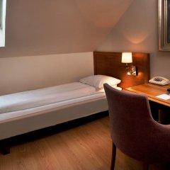 Отель Karl Johan Hotell 3* Стандартный номер с различными типами кроватей