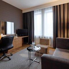 Гостиница Holiday Inn Moscow Tagansky (бывший Симоновский) 4* Представительский люкс с различными типами кроватей фото 16