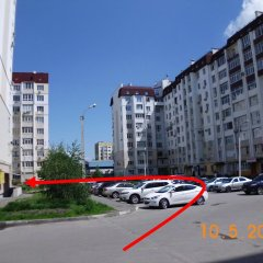 Отель Kharkov CITIZEN Кровать в общем номере фото 25