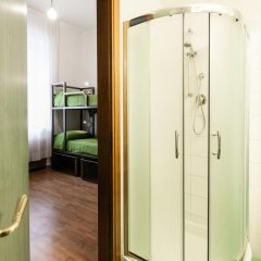 Отель Ostello Bello Grande Кровать в женском общем номере с двухъярусной кроватью фото 9