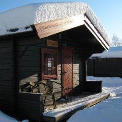 Lillehammer Turistsenter Budget Hotel 3* Коттедж с различными типами кроватей фото 3