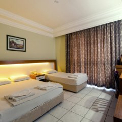 Отель Best Beach Аланья комната для гостей фото 2