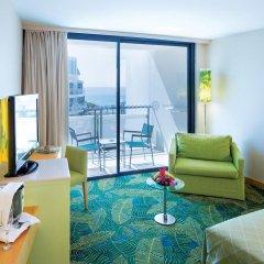 Отель Cornelia De Luxe Resort - All Inclusive комната для гостей фото 3