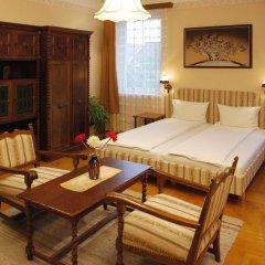 Hotel Manzard Panzio 3* Стандартный номер с различными типами кроватей фото 13