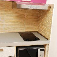 Апартаменты Azzuro Lux Apartments Апартаменты с различными типами кроватей фото 50
