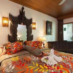 Отель Tropica Bungalow Resort 3* Номер Делюкс с различными типами кроватей фото 6
