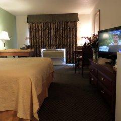 Отель Quality Inn 2* Стандартный номер с различными типами кроватей фото 10