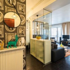 Отель Bastille Family - AC - Wifi Франция, Париж - отзывы, цены и фото номеров - забронировать отель Bastille Family - AC - Wifi онлайн интерьер отеля