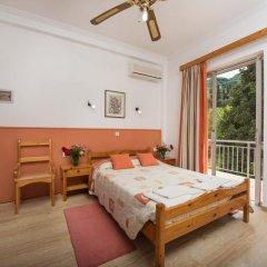 Отель Skevoulis Studios Греция, Корфу - отзывы, цены и фото номеров - забронировать отель Skevoulis Studios онлайн комната для гостей фото 3