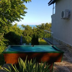 Отель Villa Queen Maria Балчик бассейн
