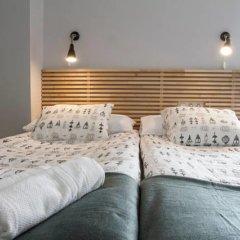 Отель Plaza Mayor Апартаменты с различными типами кроватей фото 10