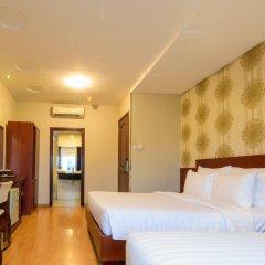 Hong Vy 1 Hotel 3* Стандартный номер с различными типами кроватей