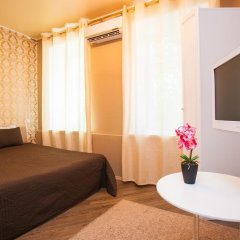 Гостиница Калифорния 3* Стандартный номер двуспальная кровать фото 6