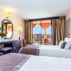 Hotel Atlas Asni 4* Стандартный номер с двуспальной кроватью фото 3