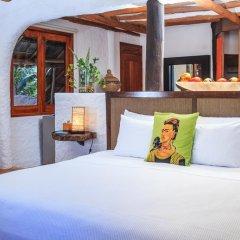 Отель Las Nubes de Holbox 3* Люкс с различными типами кроватей фото 13