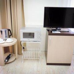 Гостиница Inn Ordzhonikidze 8а Семейный люкс с 2 отдельными кроватями фото 4