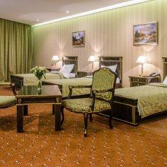 Гостиница SK Royal Москва 4* Семейный номер Делюкс с различными типами кроватей фото 4