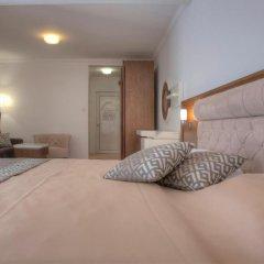 Hotel Adrovic Sveti Stefan комната для гостей